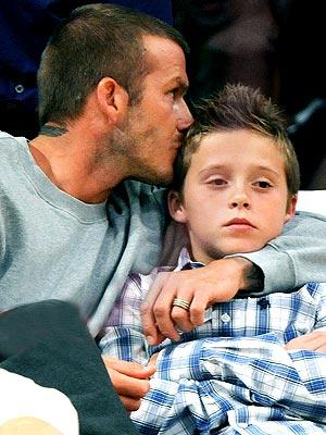 BOYS' NIGHT photo | David Beckham