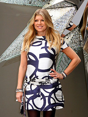 SHINING STAR photo | Fergie