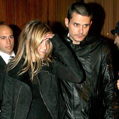 'GOLD' STANDARD photo | Jennifer Aniston, John Mayer