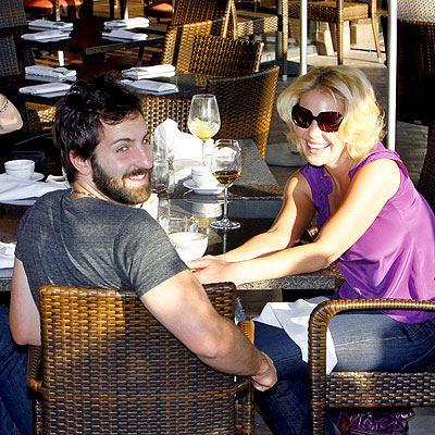 LUNCH DATE photo | Katherine Heigl