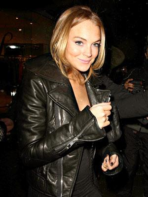 NO RAIN CHECK photo | Lindsay Lohan
