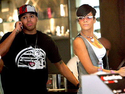 TALKING SHOP photo | Chris Brown, Rihanna