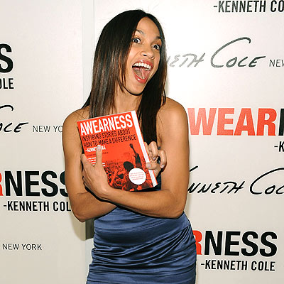 BOOK LOVER photo | Rosario Dawson