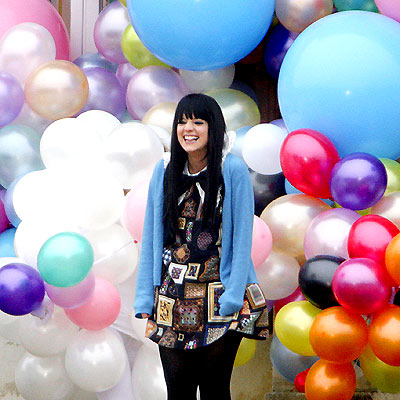 POP STAR photo | Lily Allen
