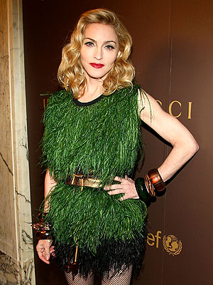GOING GREEN  photo | Madonna