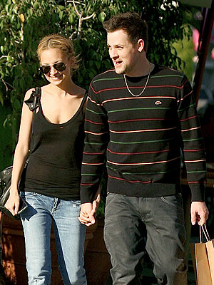 IN THE BAG photo | Joel Madden, Nicole Richie