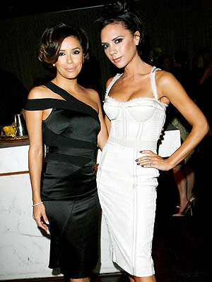 DRESSES TO IMPRESS photo | Eva Longoria, Victoria Beckham