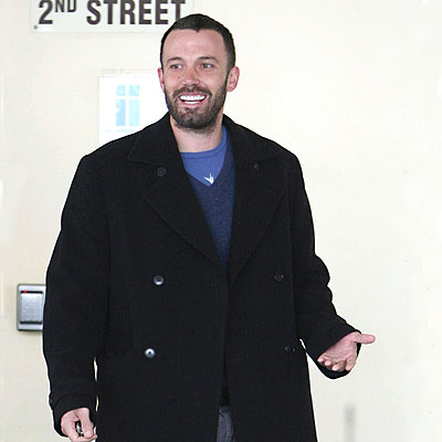 DROP-OFF SERVICE photo | Ben Affleck