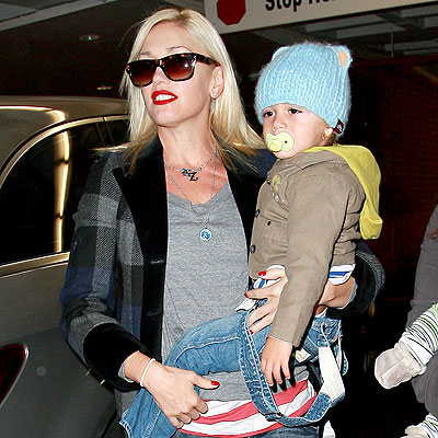 BABY'S DAY OUT photo | Gwen Stefani