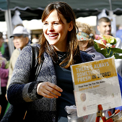 FRESH PICKINS photo | Jennifer Garner