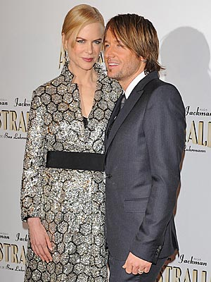 AUSSIE MATES photo | Keith Urban, Nicole Kidman