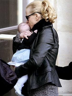 KISSY FACE photo | Keith Urban, Nicole Kidman