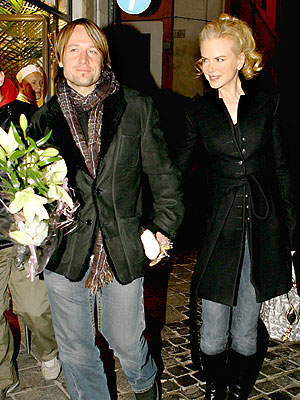 'ROME'-ANTIC STROLL photo | Keith Urban, Nicole Kidman