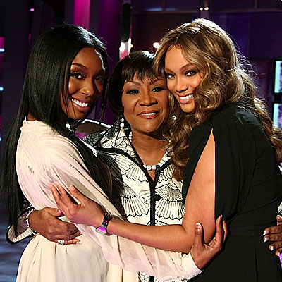 NOTHIN' BUT HUGS photo | Brandy, Patti LaBelle, Tyra Banks
