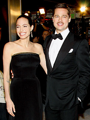 A FAMILY AFFAIR photo | Angelina Jolie, Brad Pitt