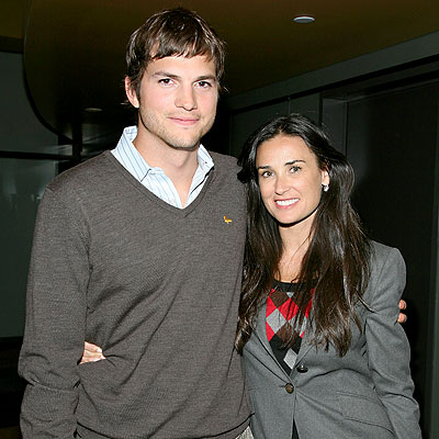 GREY MATTERS photo | Ashton Kutcher, Demi Moore