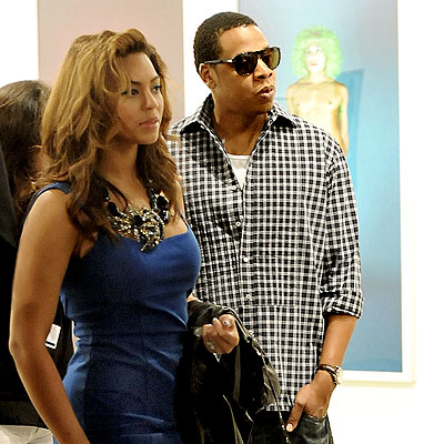 ART PROJECT photo | Beyonce Knowles, Jay-Z