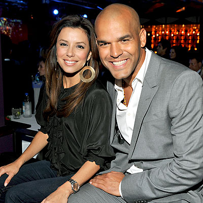 DOING THE &#39;CONGA&#39; photo | Amaury Nolasco, Eva Longoria