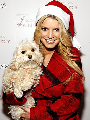 HO HO HO  photo | Jessica Simpson