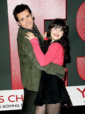 SHALL WE DANCE? photo | Jim Carrey, Zooey Deschanel