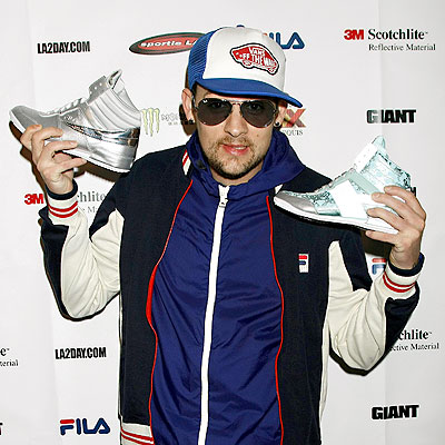 SOLE MAN photo | Joel Madden
