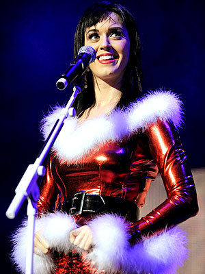BAD SANTA photo | Katy Perry