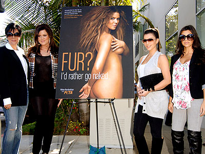 FUR SURE photo | Kim Kardashian