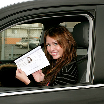 DRIVER'S ED photo | Miley Cyrus
