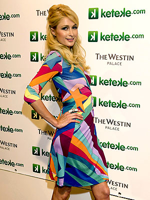 RAINBOW BRIGHT photo | Paris Hilton