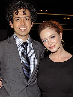 Christina Hendricks Marries in New York| Weddings, Christina Hendricks