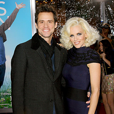 JUST SAY 'YES' photo | Jenny McCarthy, Jim Carrey