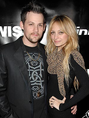 BEST FOOT FORWARD photo | Joel Madden, Nicole Richie