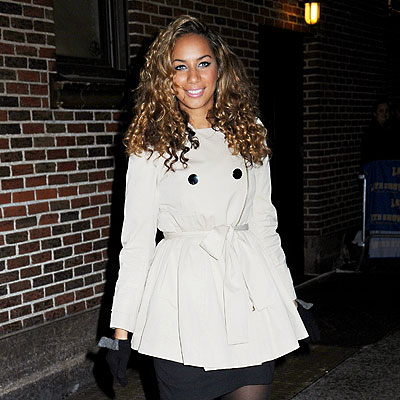 ARTIST ENTRANCE photo | Leona Lewis