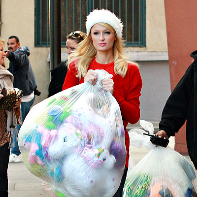 PONY EXPRESS photo | Paris Hilton