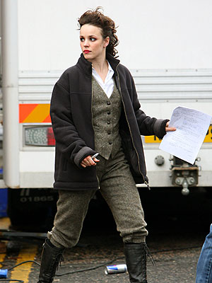 DETECTIVE WORK photo | Rachel McAdams