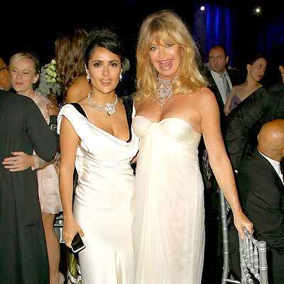 WHITE OUT photo | Goldie Hawn, Salma Hayek