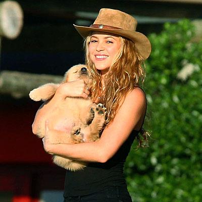 HUGS DON'T LIE photo | Shakira