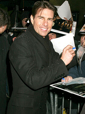 TALK OF THE TOWN photo | Tom Cruise