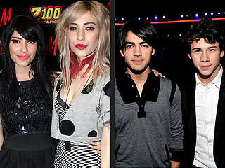 The Veronicas: We Taught the Jonas Brothers Everything