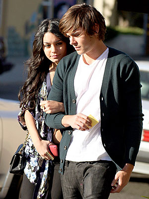 GOING STEADY photo | Vanessa Hudgens, Zac Efron