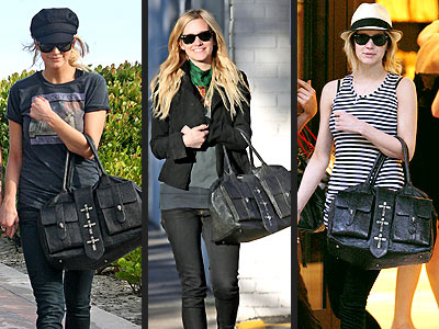THOMAS WYLDE TOTE photo | Ashlee Simpson