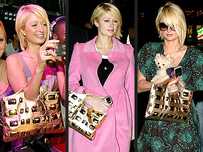 B-LOW THE BELT BAG photo | Paris Hilton