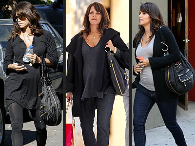 TOD'S PURSE photo | Halle Berry