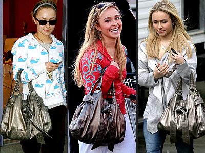 KOOBA BAG  photo | Hayden Panettiere