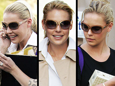 JUICY COUTURE SUNGLASSES photo | Katherine Heigl