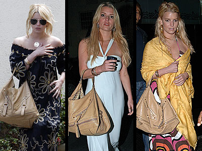 JESSICA SIMPSON BAG photo | Jessica Simpson