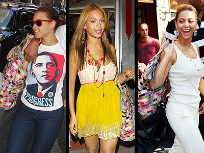 DOLCE & GABBANA TOTE photo | Beyonce Knowles