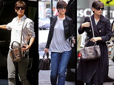 FENDI PURSE photo | Katie Holmes