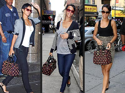 GUCCI BAG photo | Rihanna
