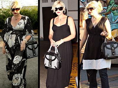 L.A.M.B. SATCHEL photo | Gwen Stefani